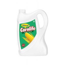 Vimal Refined Corn Oil 5 L Jar