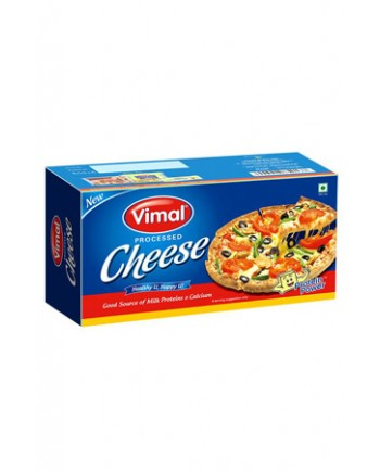 Vimal Processed Cheese 500g Box