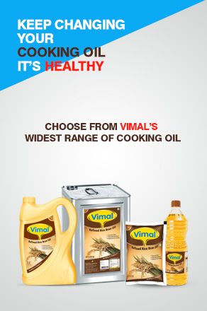 Keep Changing your cooking oil.